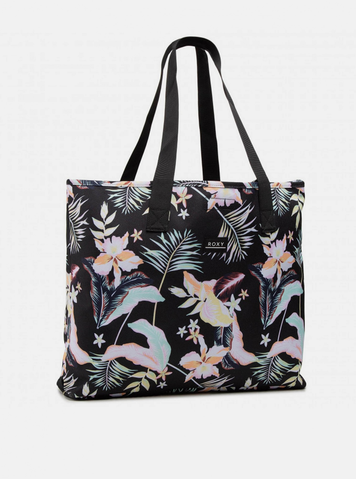 Roxy fekete strand táska