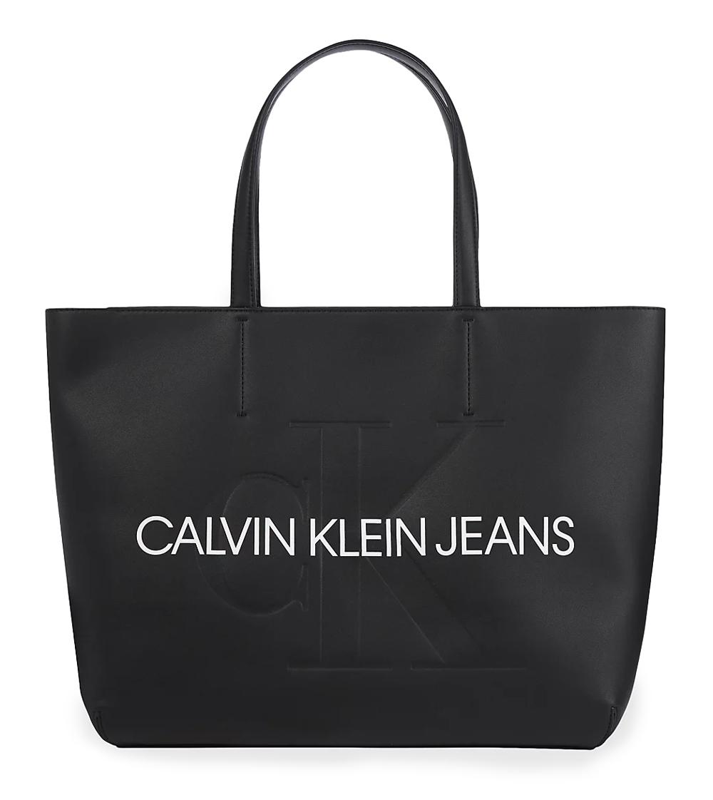 Calvin Klein fekete nagy kézitáska