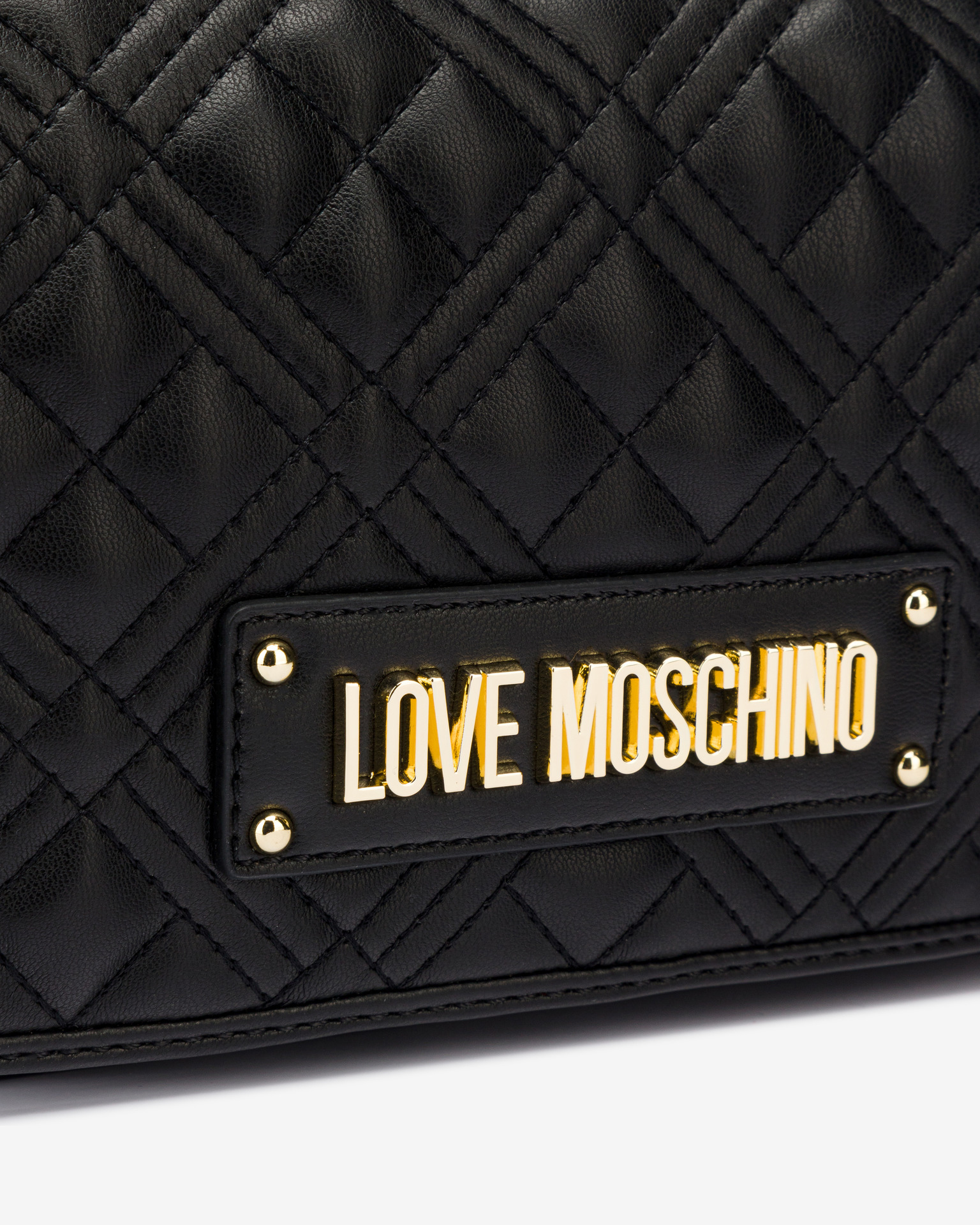Love Moschino fekete kézitáska