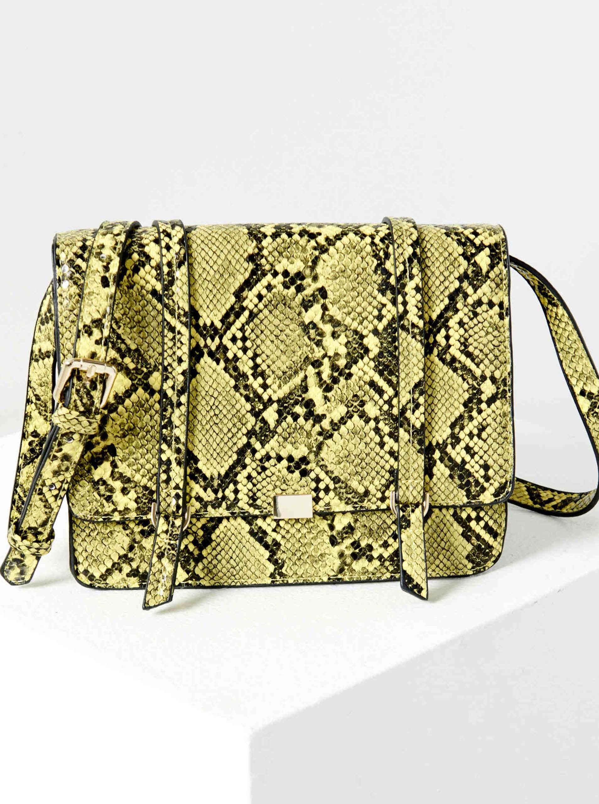 CAMAIEU Nôi táska zöld