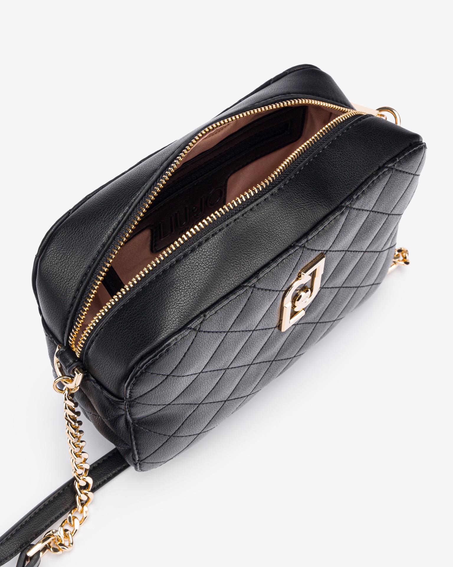 Liu Jo fekete crossbody táska