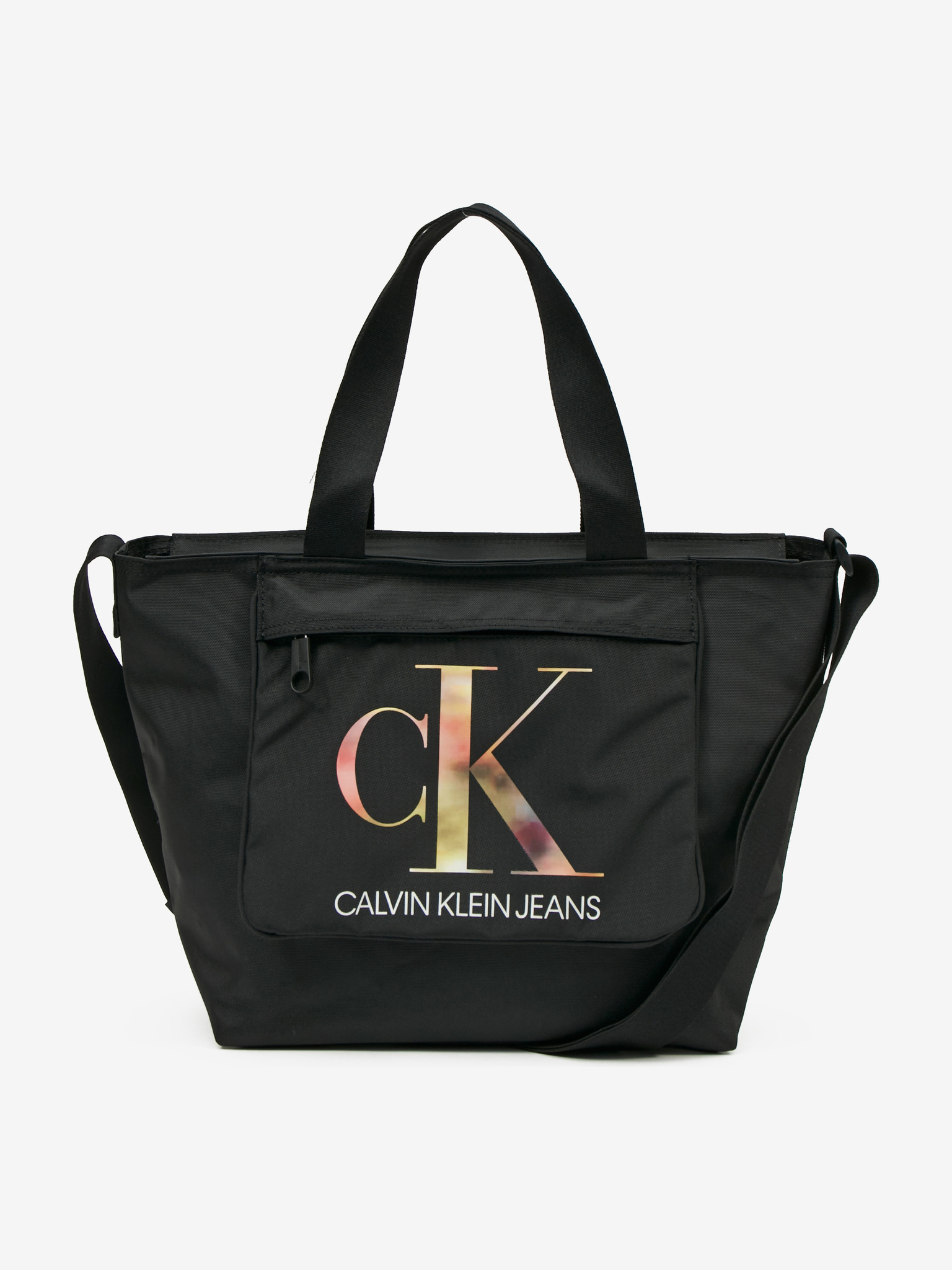 Calvin Klein fekete kézitáska Sport Essential