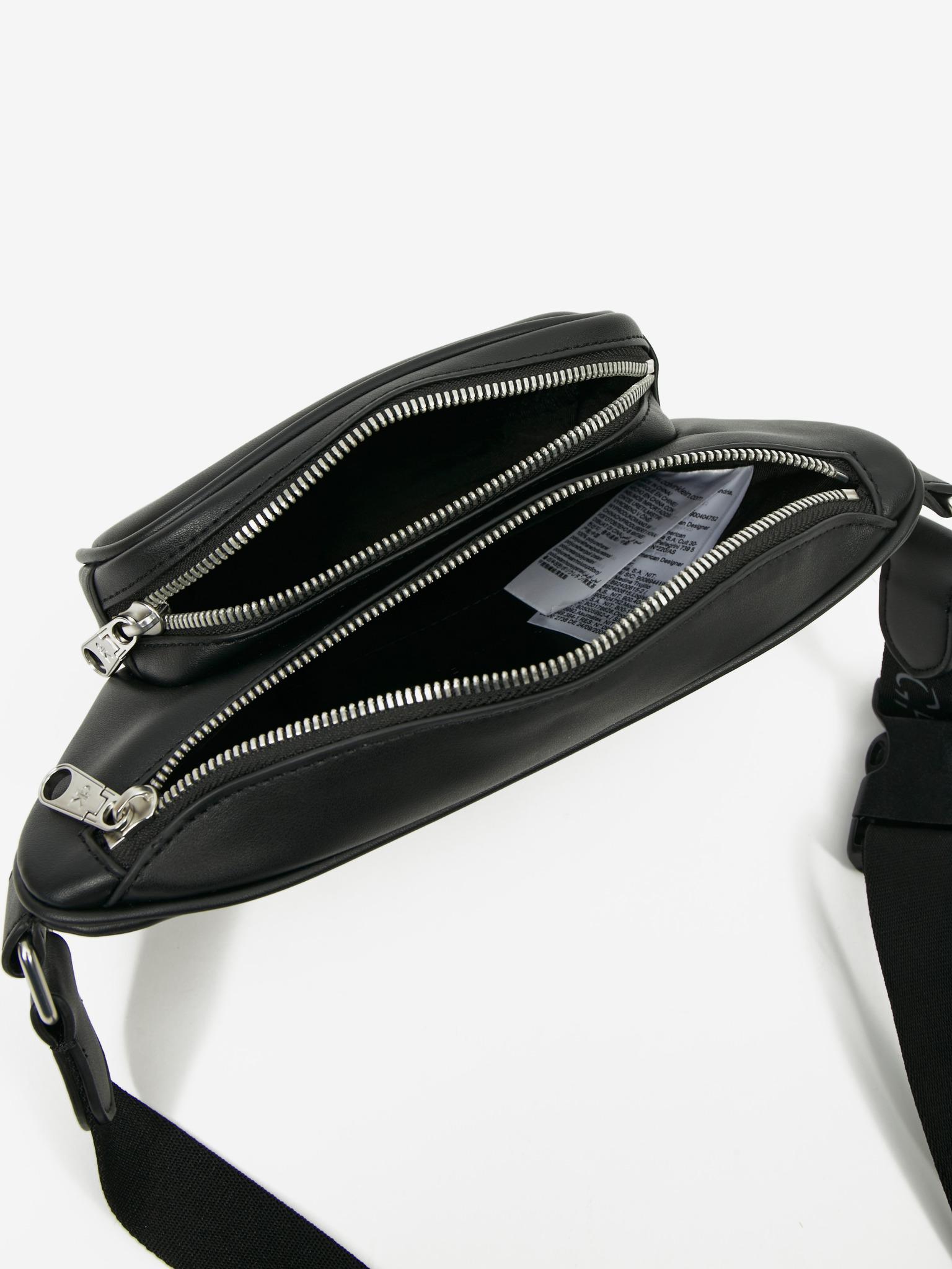Calvin Klein fekete deréktáska