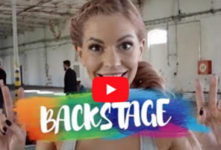 Instagramerka Andula - Backstage Videó a forgatásról