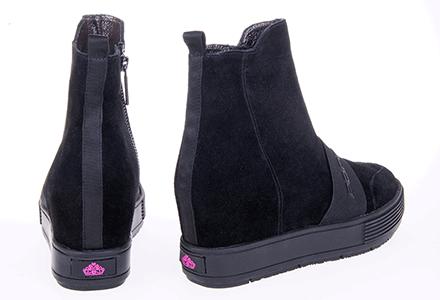 Extravagáns cipő Fornarina