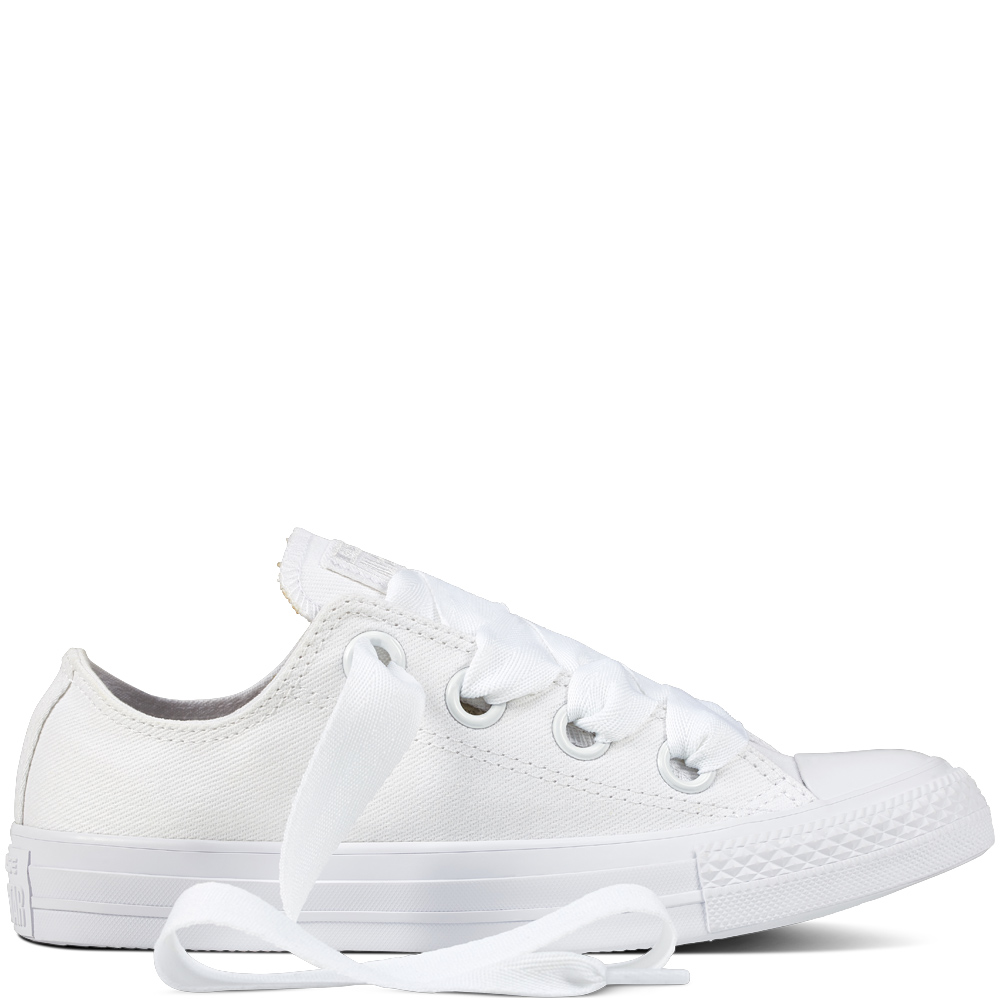 Converse fehér tornacipô Chuck Taylor All Star As Big Eylets White - Női  Cipők ♥ Differenta.hu 20d1006fd8