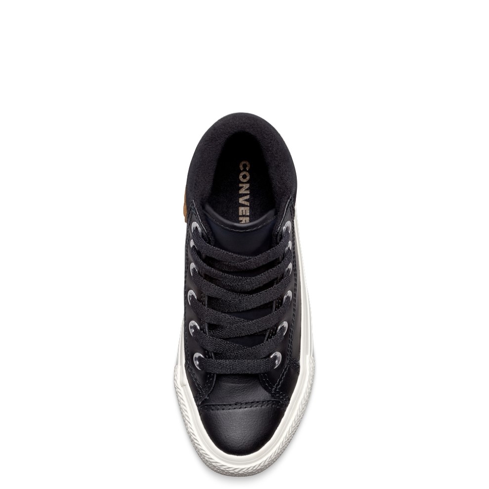 Hungary Converse Chuck Taylor All Star Boot PC Bőr + Suede