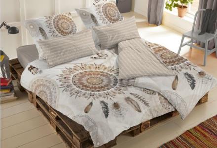 Gyönyörű ágynemű, meseszép dizájn