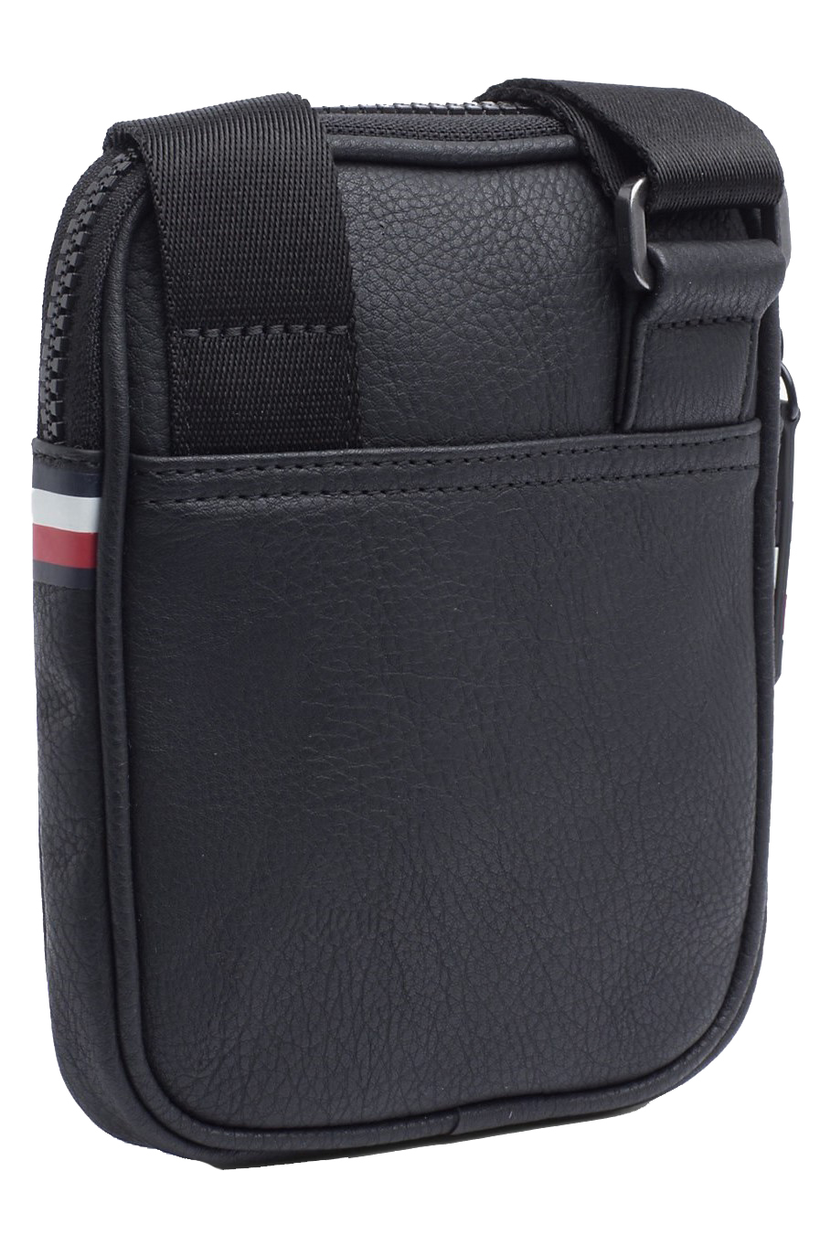 Tommy Hilfiger fekete crossbody unisex táska Essential Compact Crossover  Black 38b3822217