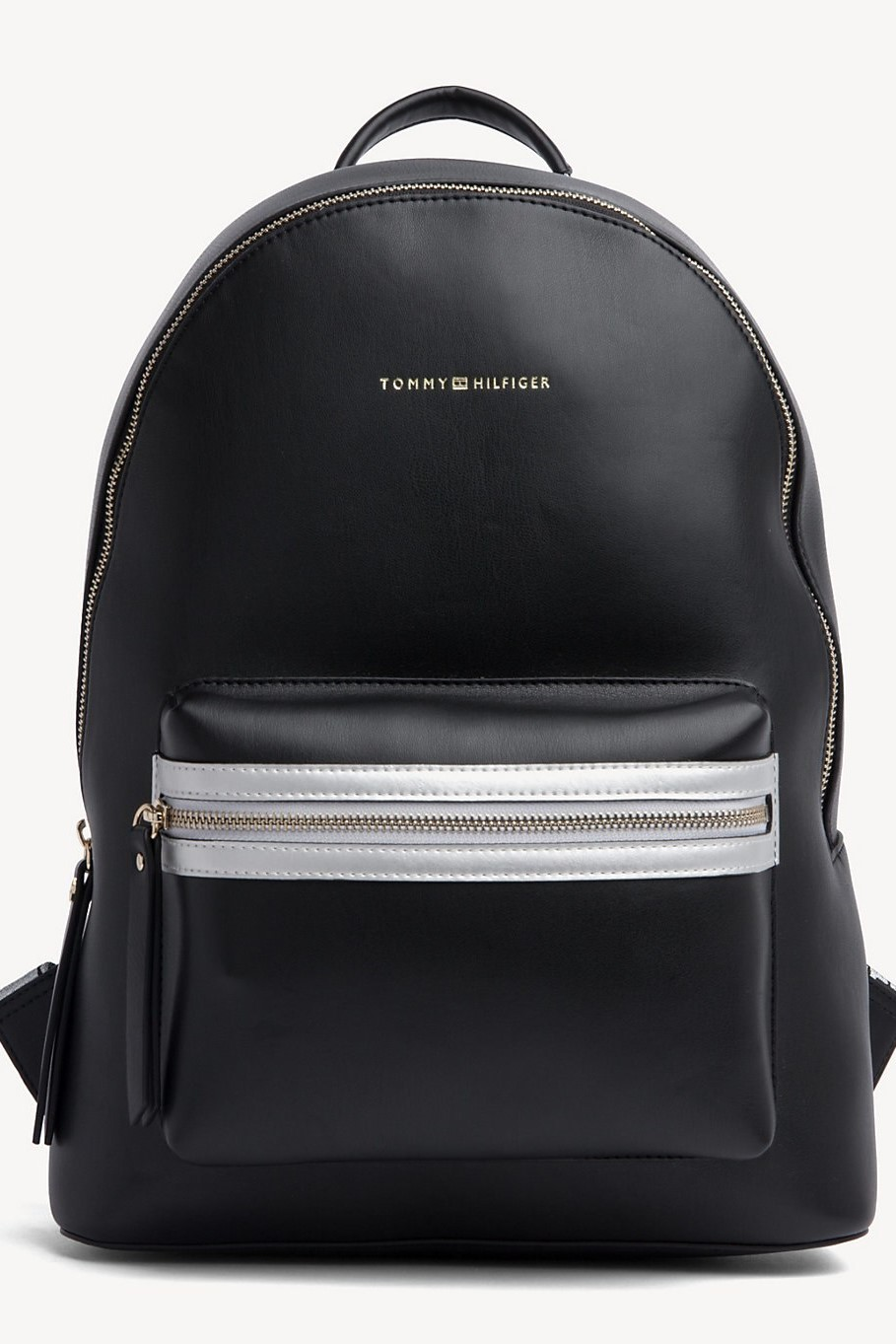 a6b53184dc Tommy Hilfiger fekete hátizsák Iconic Tommy Backpack Black - Női ...