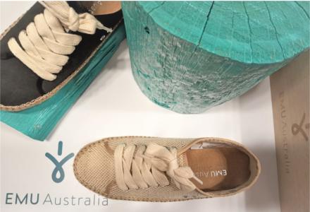 Pamut Emu cipő - tavaszi stílus
