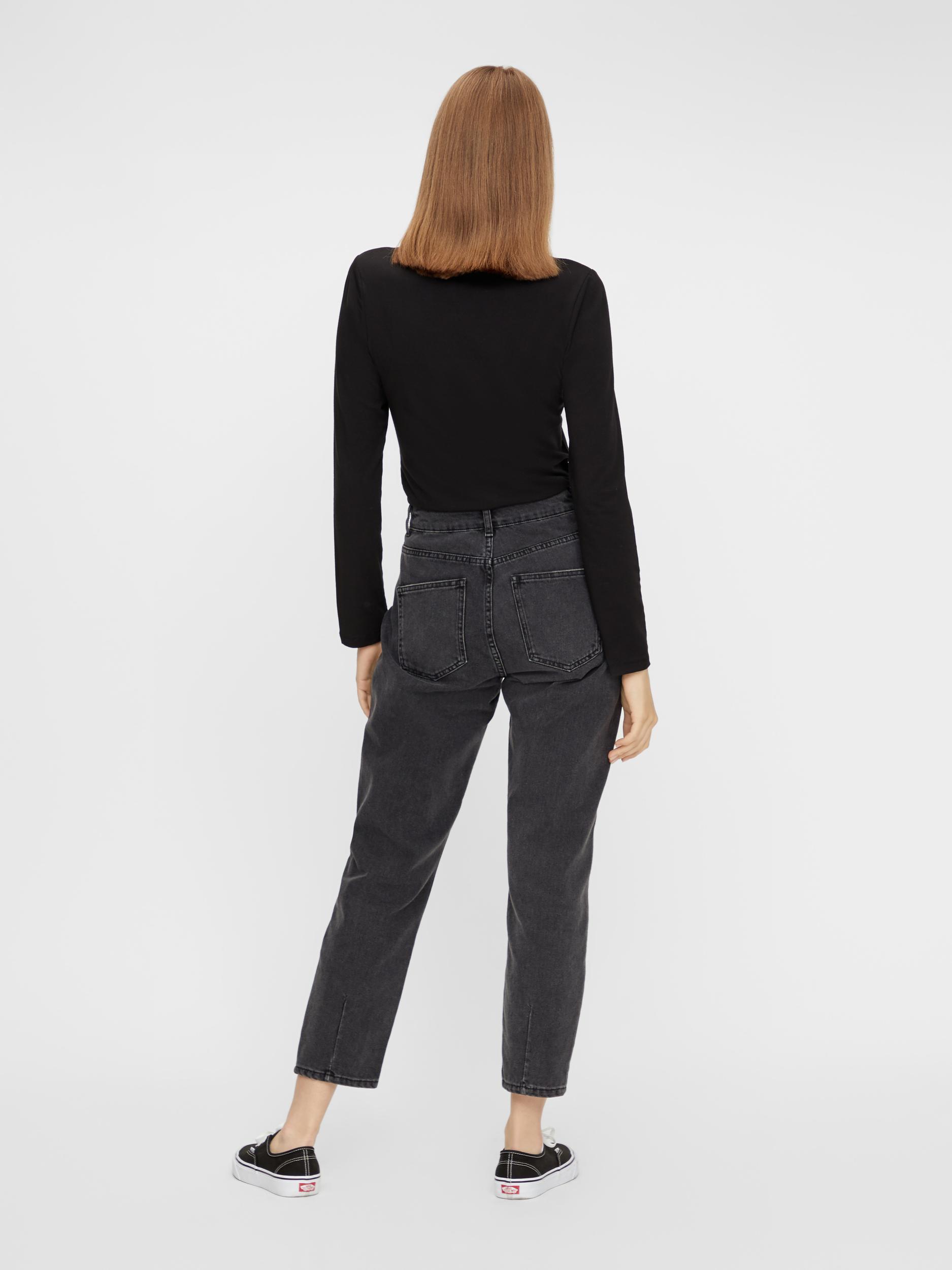 Fekete alap póló darab Sirene