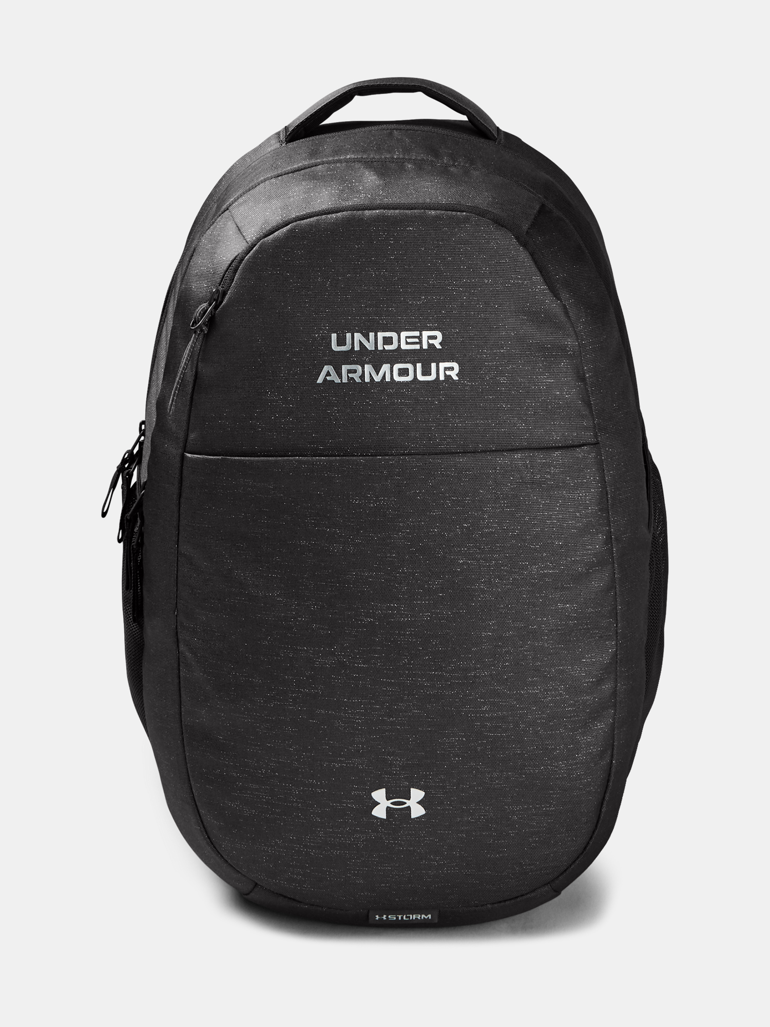 Hátitáska Under Armour Hustle Signature Backpack-GRY