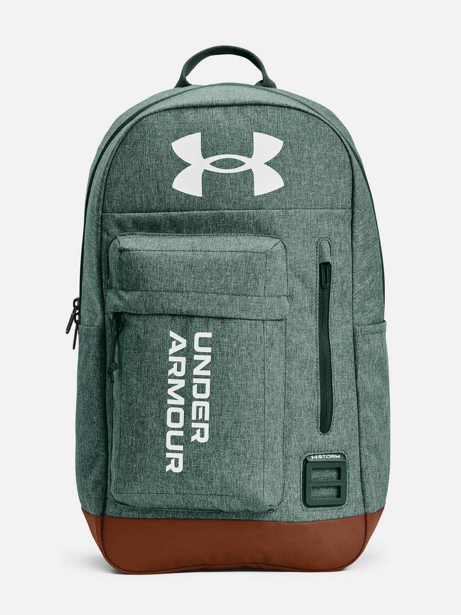 Hátitáska Under Armour Halftime Backpack-GRN
