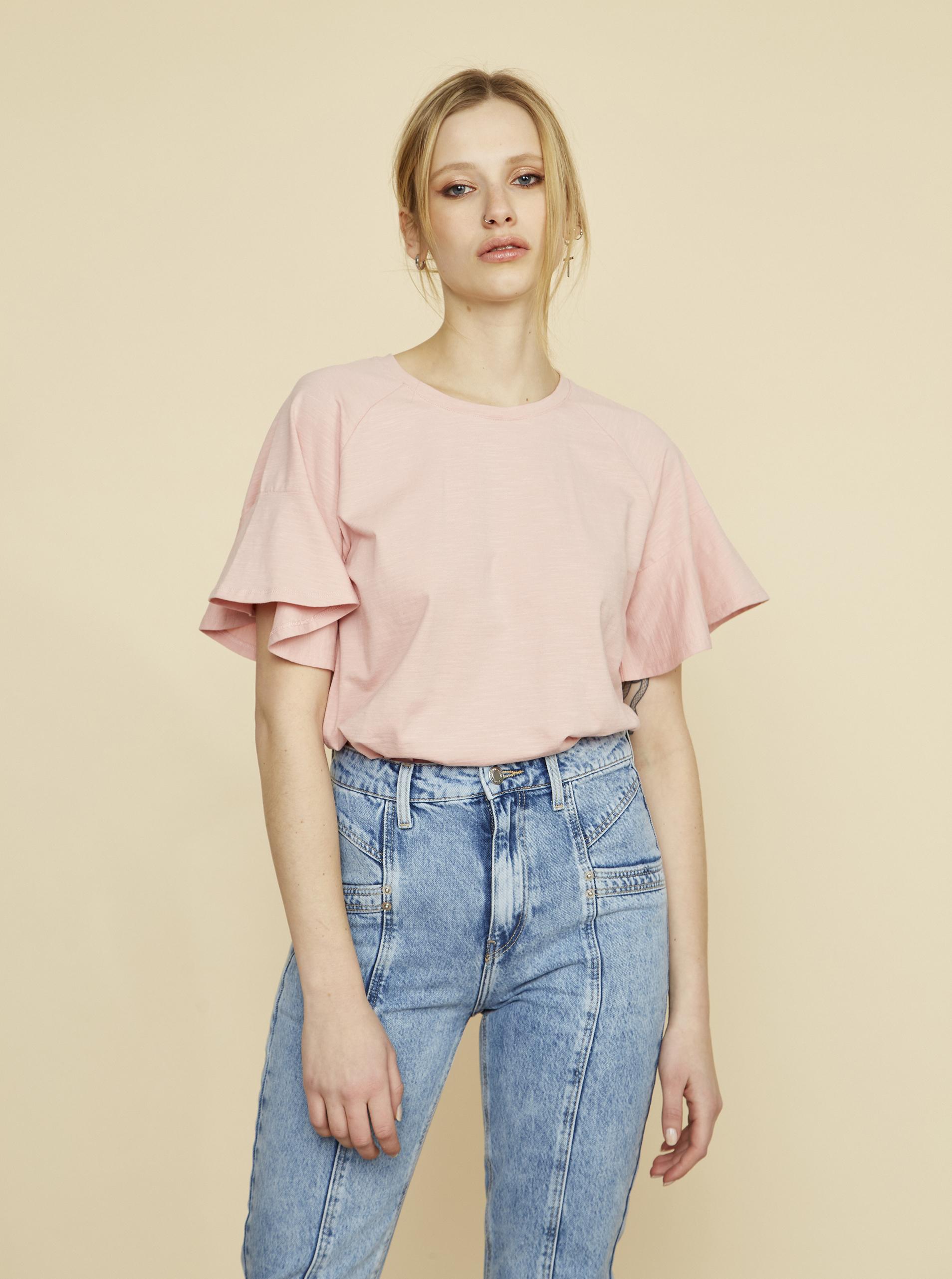 ZOOT rózsaszín  női póló Aurelia