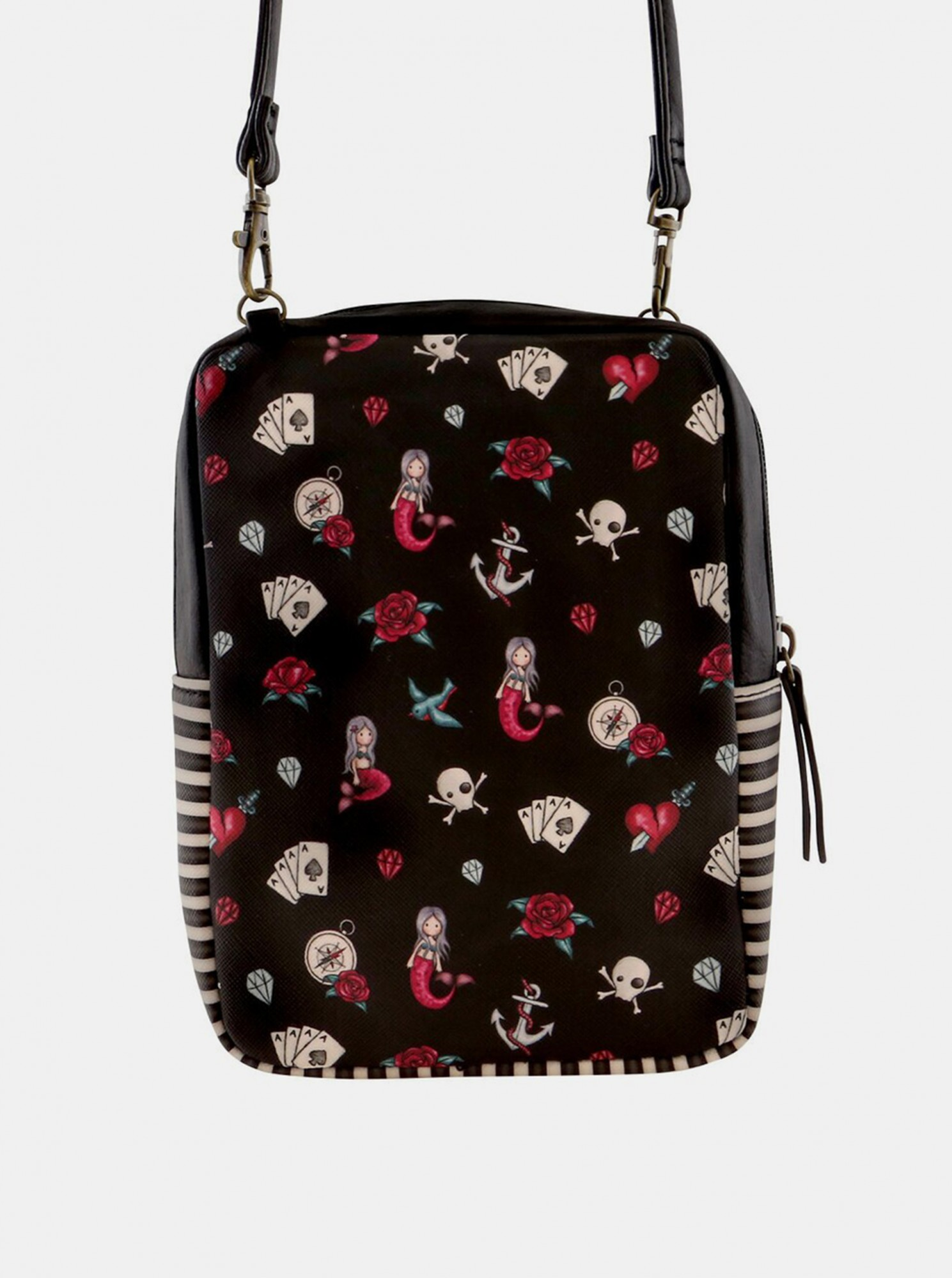 Santoro crossbody kézitáska Gorjuss Pirates Mary Rose