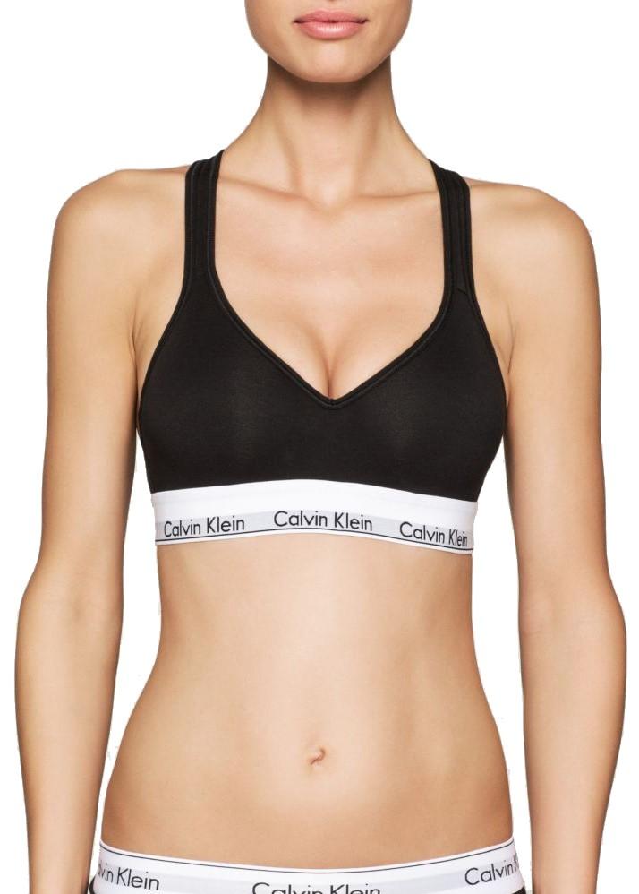 Calvin Klein fekete melltartó Lift - Fehérneműk ♥ Differenta.hu 0651c03461