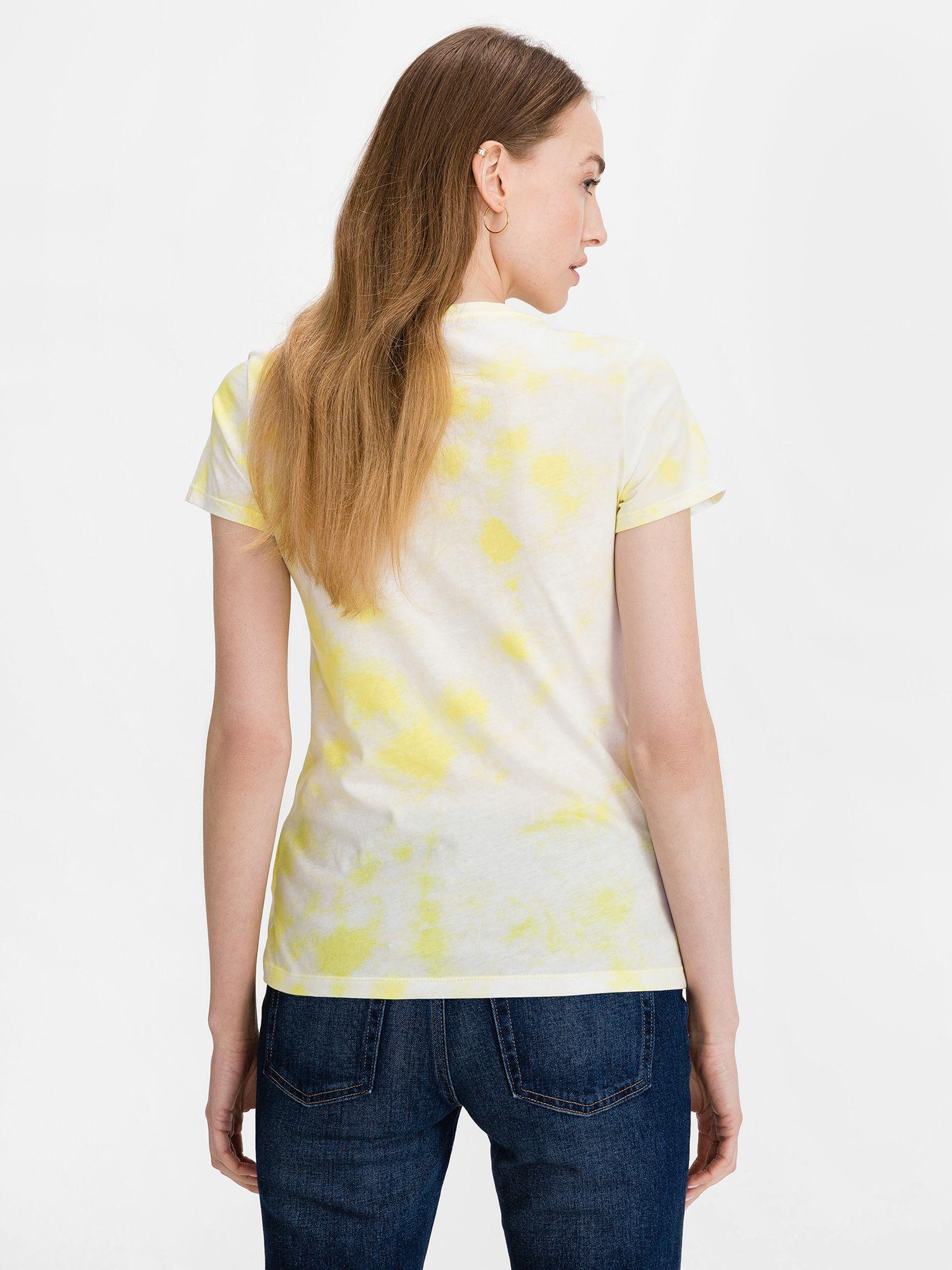 GAP sárga póló Classic