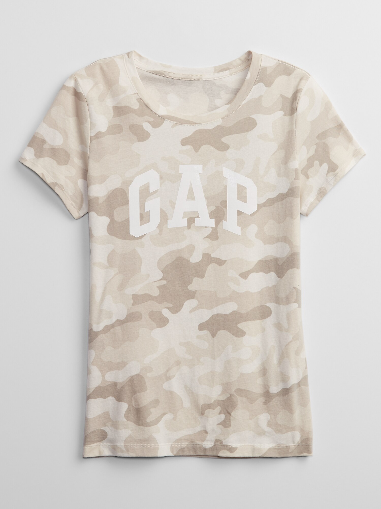 GAP krémszínű póló Classic
