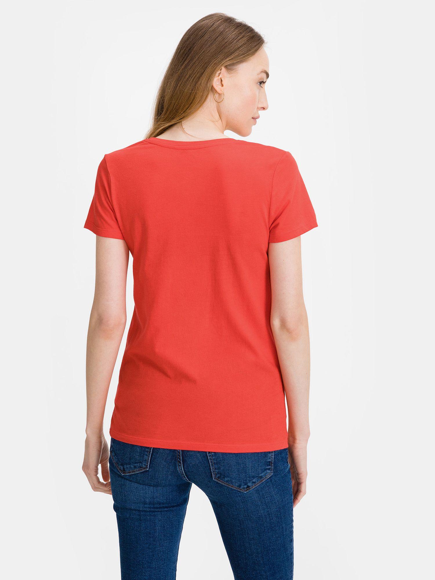 GAP piros póló Favorite