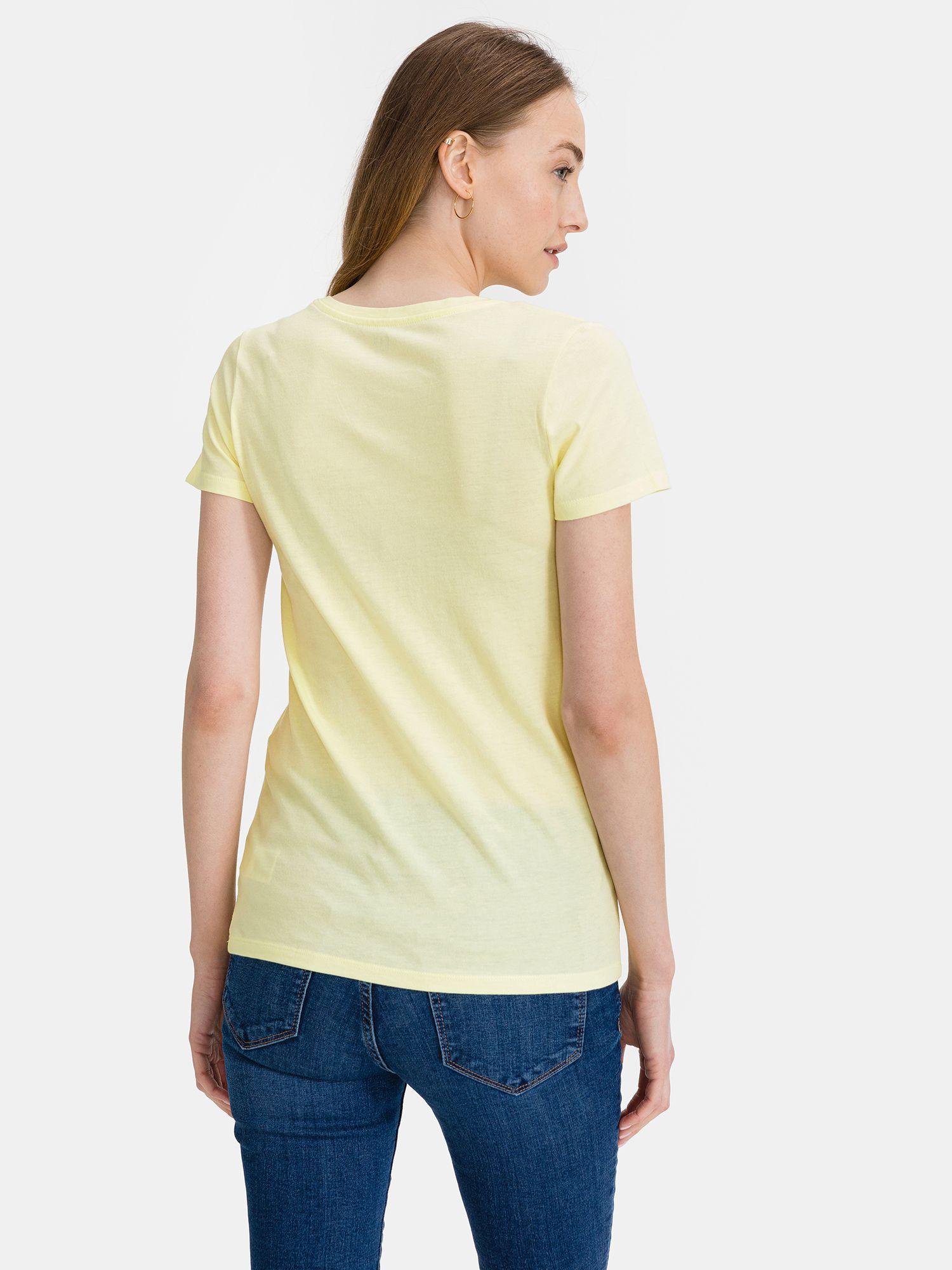 GAP sárga póló Favorite